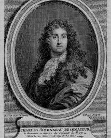 1681 - Charles Simonneau (gr.Dupin)