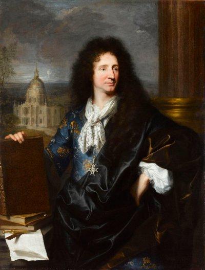 1685 - Jules Hardouin-Mansart (Louvre)